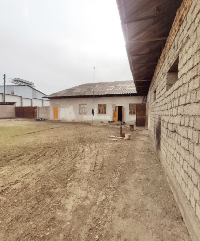 Промзона 60 соток Уртачирчикский р-н. Карасу